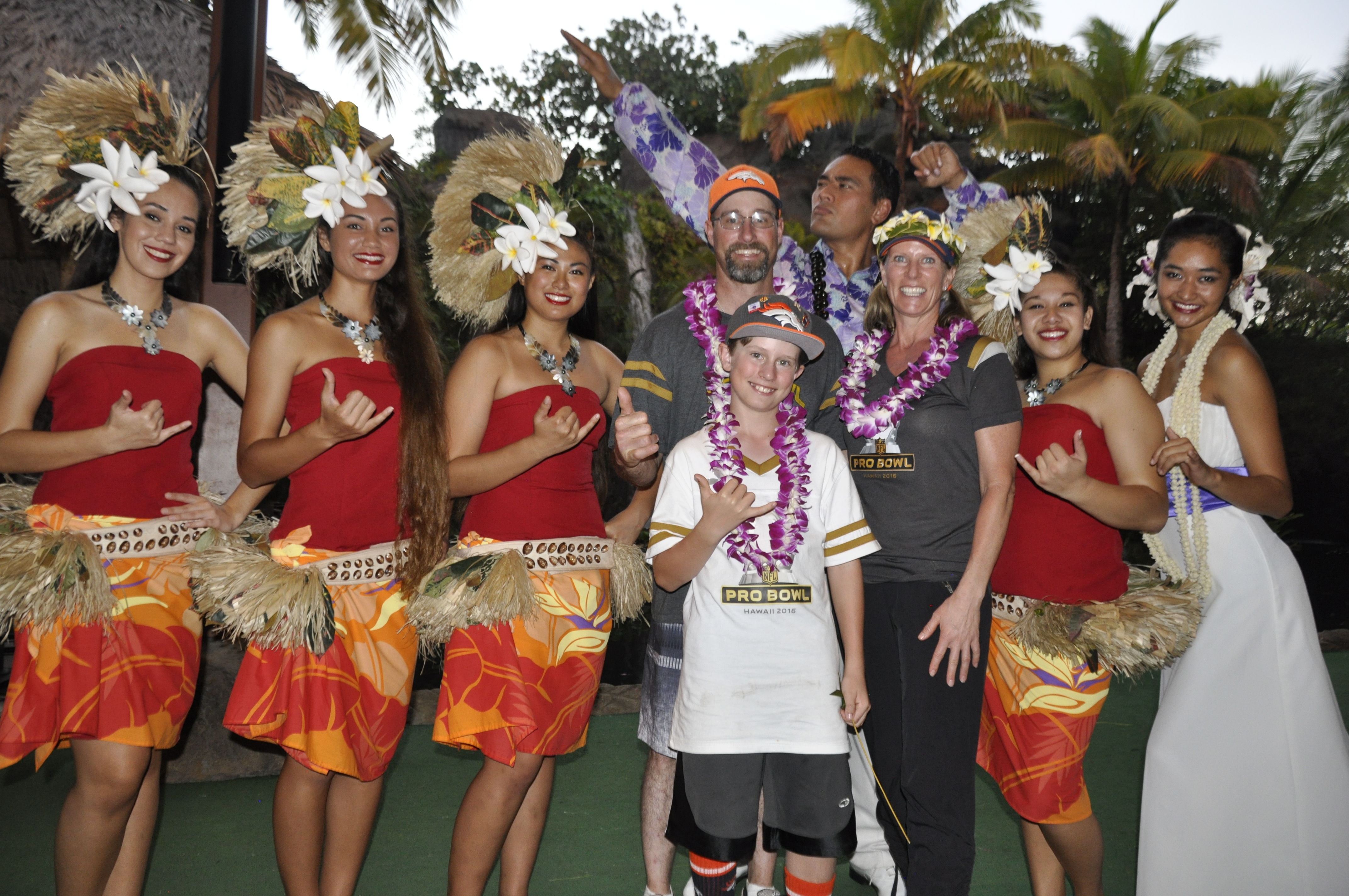 Lung Cancer Survivor Earns Trip to the Pro Bowl
