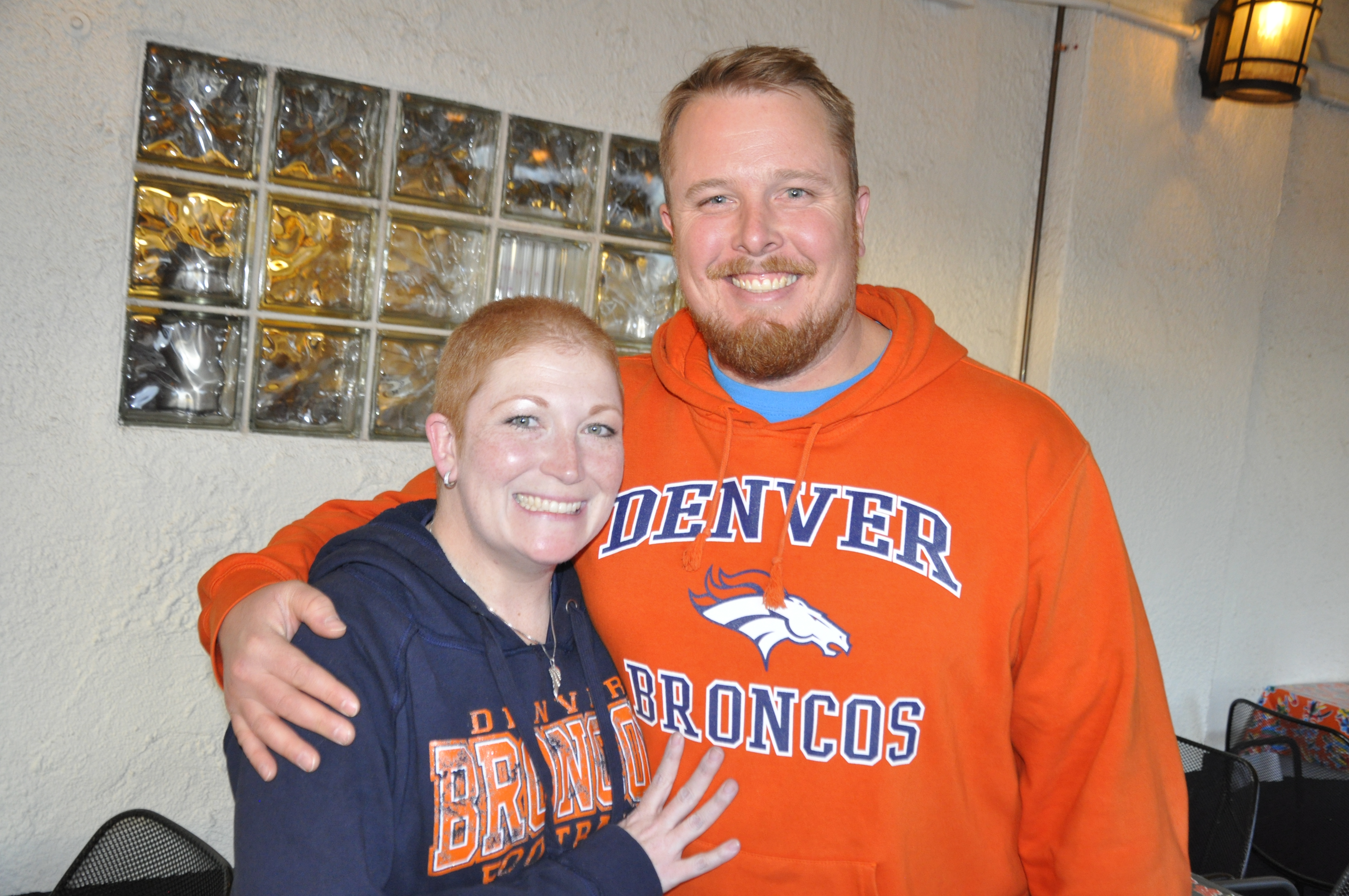 Cancer patient prepping for trip to see Broncos in Super Bowl