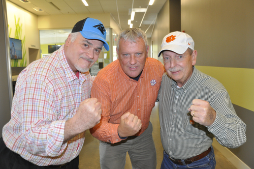Upstate Cancer Survivors Compete in National Lung Cancer Survivors Super Bowl Challenge