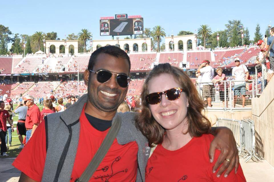 A Survivor at Every Stadium: Rose Bowl