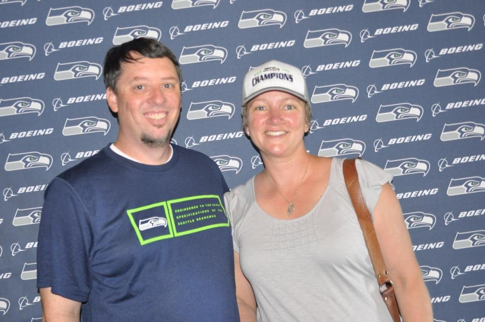 Seattle Seahawks - A Survivor at Every Camp