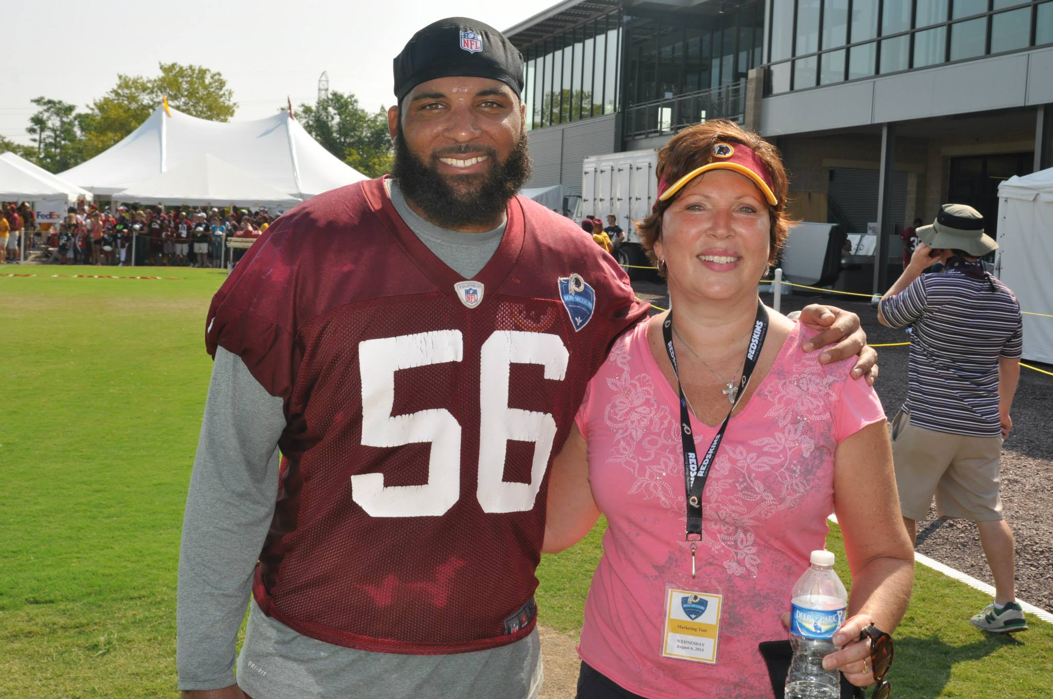 Washington Redskins - A Survivor at Every Camp