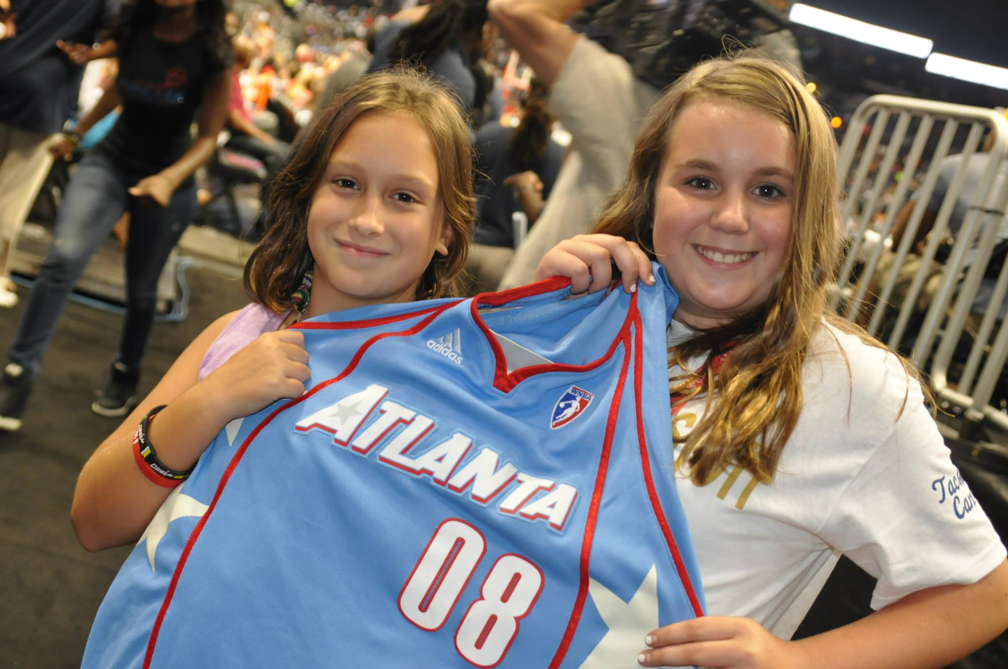 A Survivor at Every WNBA Arena: Atlanta Dream