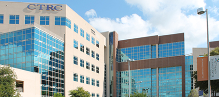 UT Health Science Center -- Cancer Treatment Research Center (CTRC)