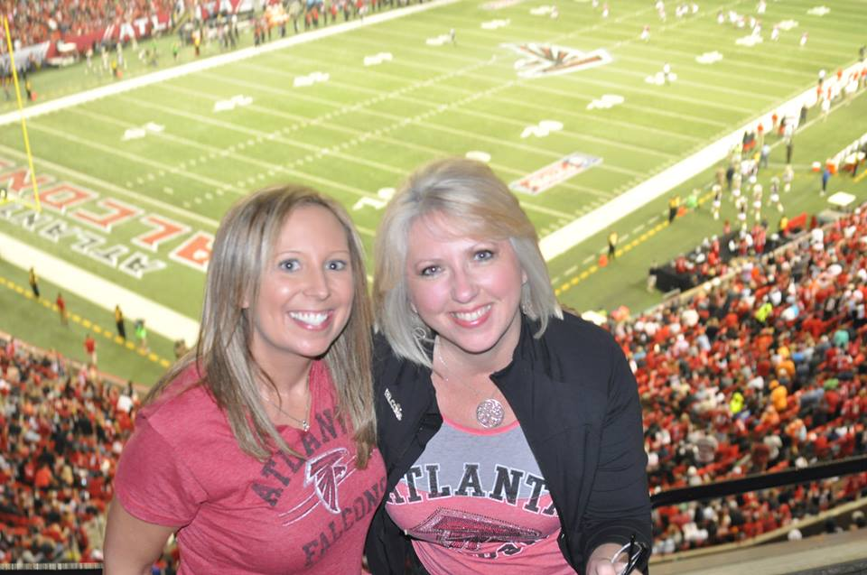 A Survivor at Every Stadium: Atlanta Falcons
