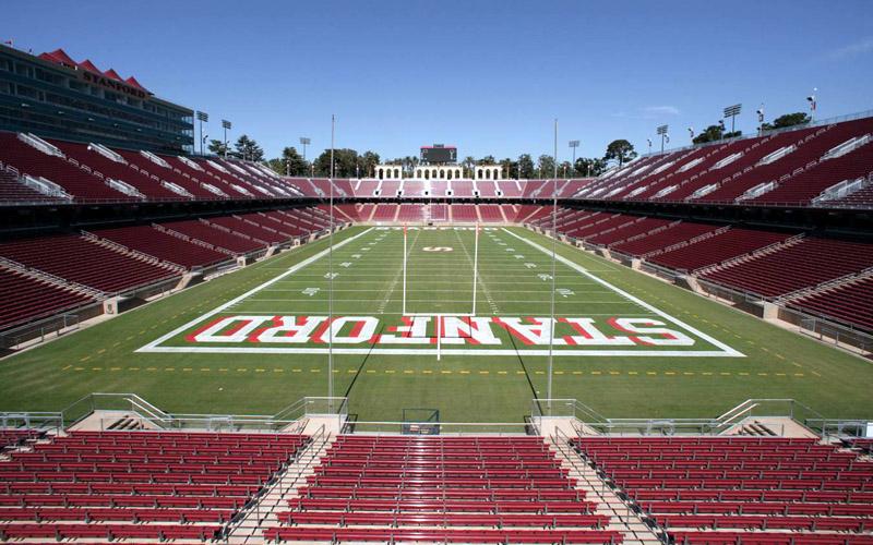 A Survivor at Every College Stadium: Stanford Cardinal
