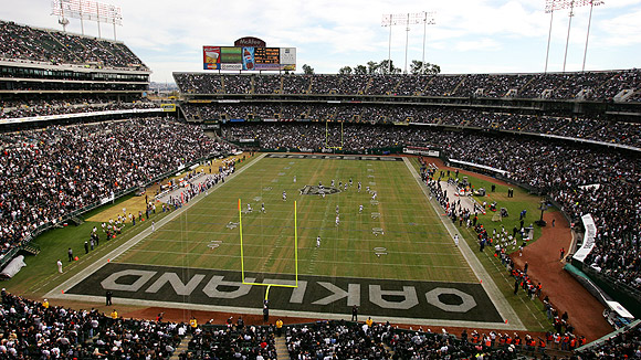 A Survivor at Every Stadium: Oakland Raiders