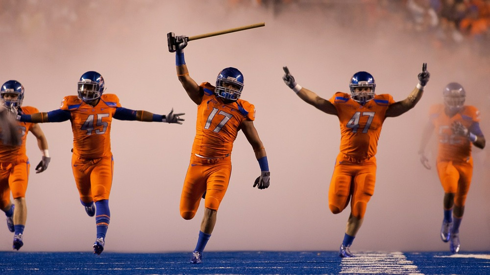 A Survivor at Every College Stadium: Boise State Broncos