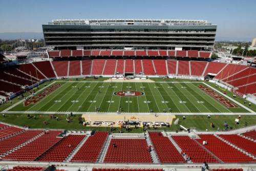 A Survivor at Every Stadium: San Francisco 49ers