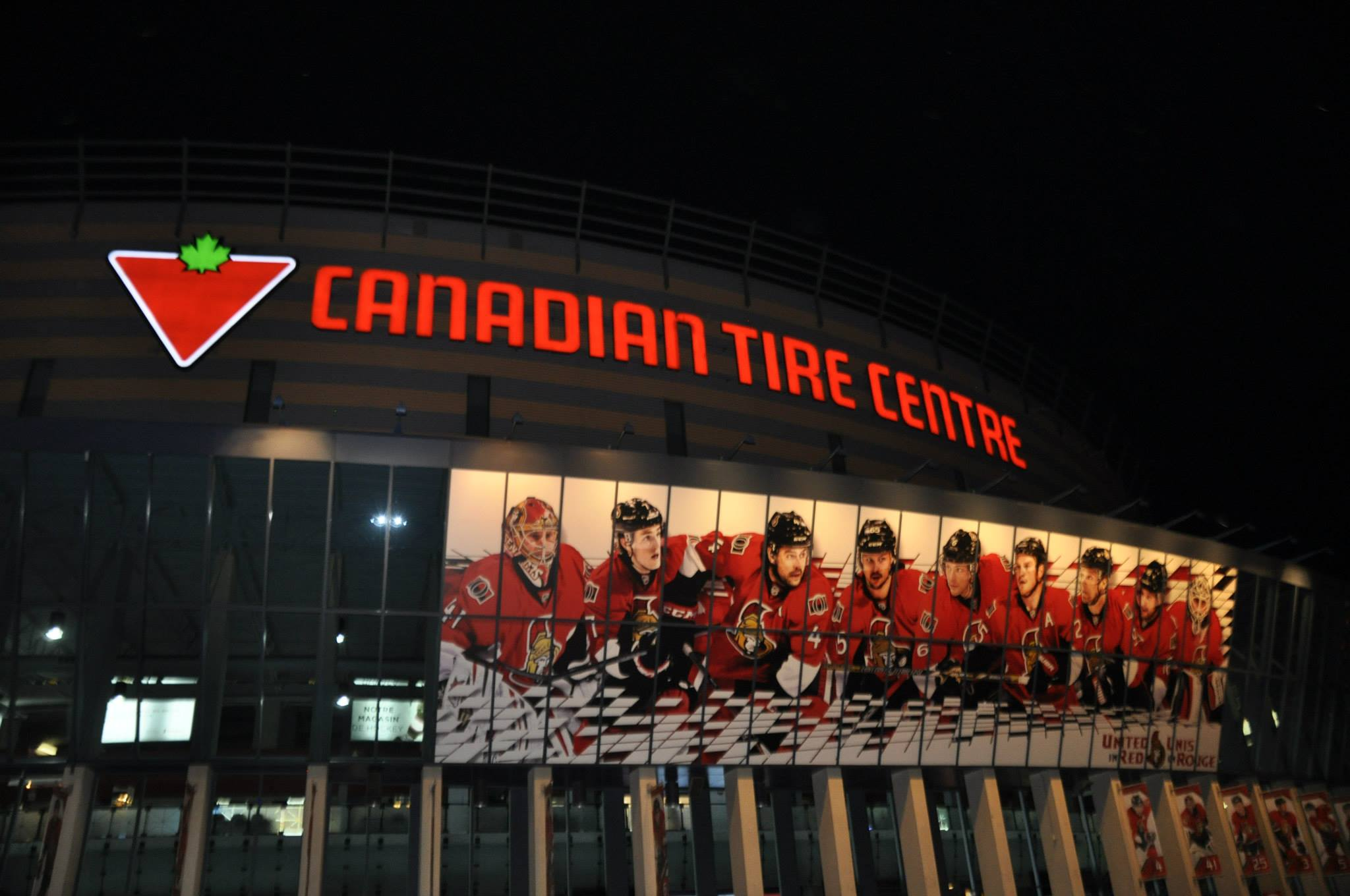 A Survivor at Every Arena: Ottawa Senators