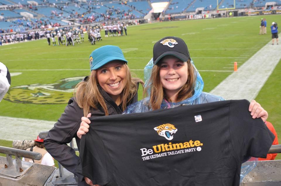 A Survivor at Every Stadium:Jacksonville Jaguars