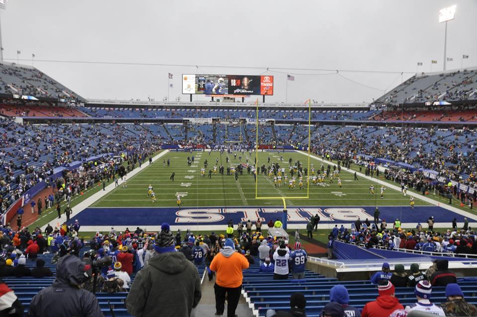 A Survivor at Every Stadium: Buffalo Bills