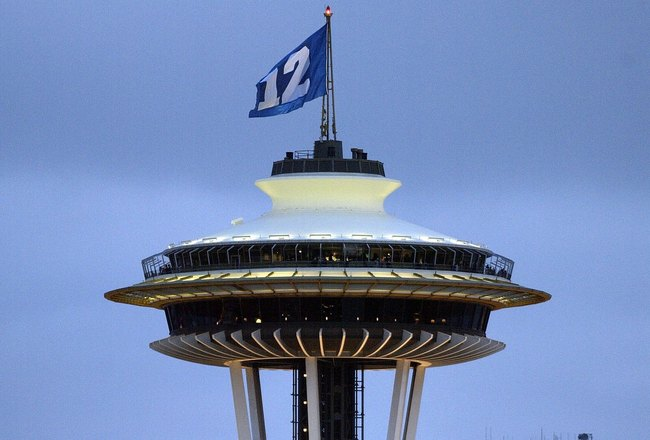 A Survivor At Every Stadium: Seattle Seahawks