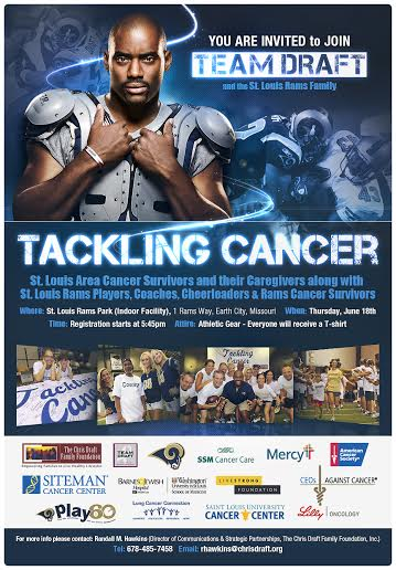 TACKLING CANCER  A Celebration of Survivors and Caregivers