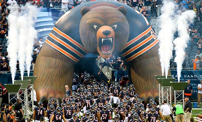 A Survivor At Every Stadium: Chicago Bears