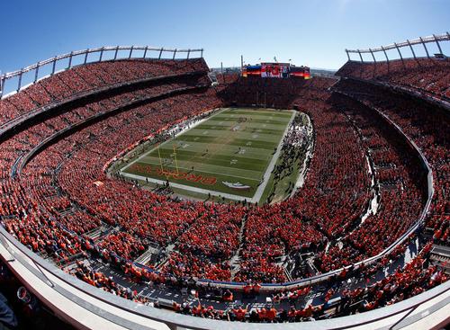 A Survivor at Every Stadium: Denver Broncos