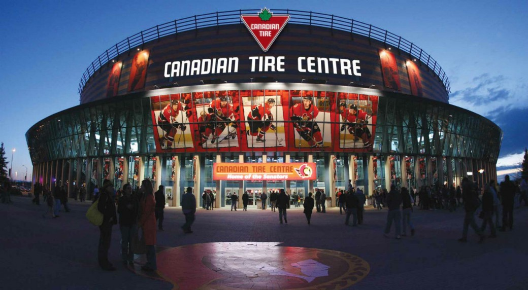 A Survivor at Every Rink: Ottawa Senators