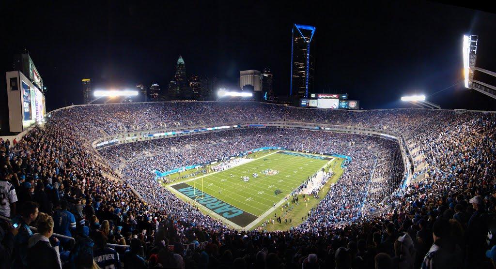 A Survivor at Every Stadium: Carolina Panthers