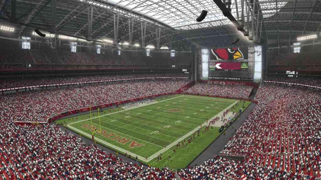 THURSDAY NIGHT FOOTBALL - A Survivor at Every Stadium: Arizona Cardinals