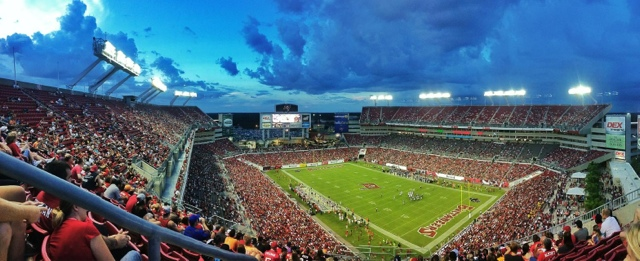 A Survivor at Every Stadium: Tampa Bay Bucs