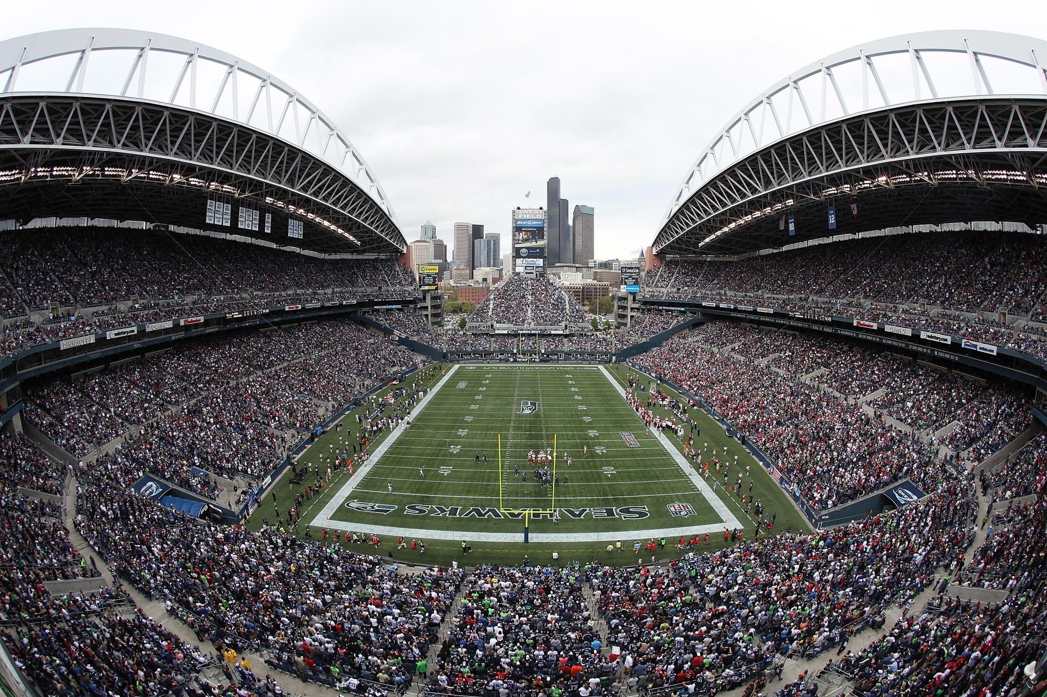 A Survivor at Every Stadium: Seattle Seahawks