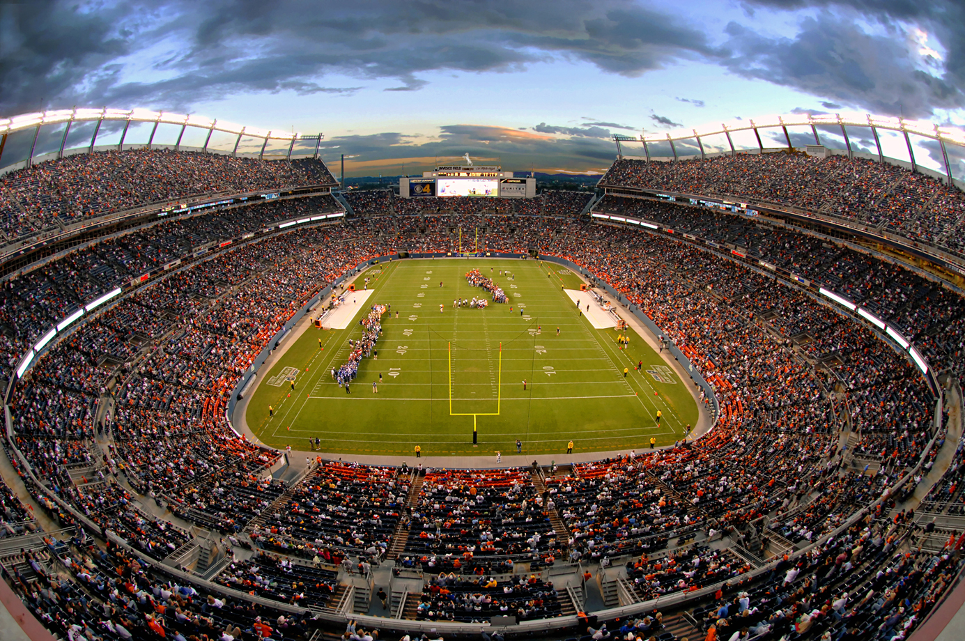 AFC Chamipionship Game - A Survivor at Every Stadium: Denver Broncos