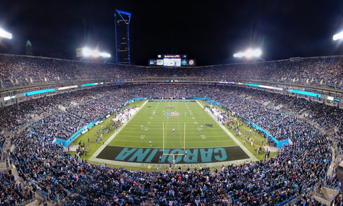 NFC Championship Game - A Survivor at Every Stadium: Carolina Panthers
