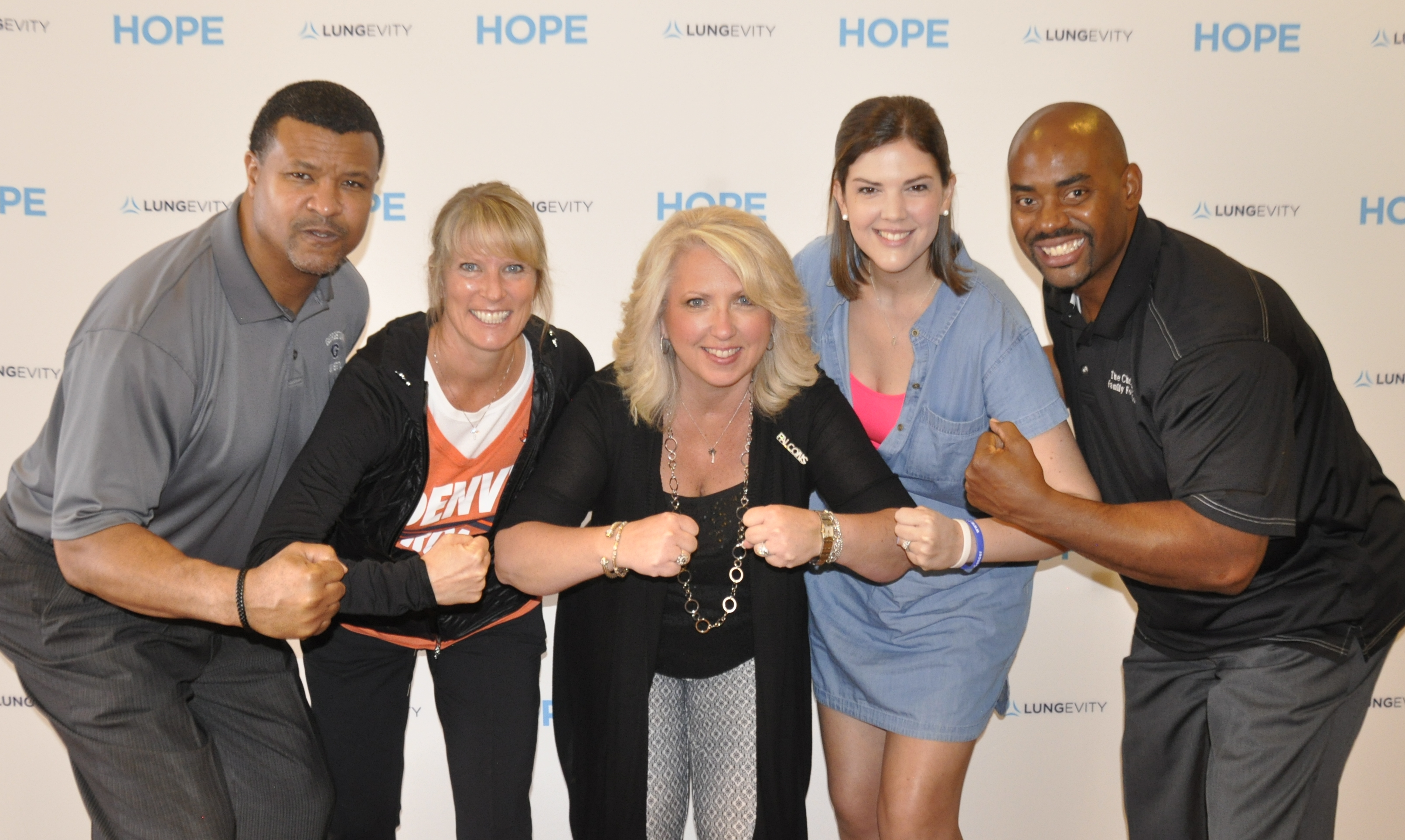 NFL Ambassador and International Health Care Advocate Chris Draft Brings Hopeful Message to Nation�s Largest Gathering of Lung Cancer Survivors