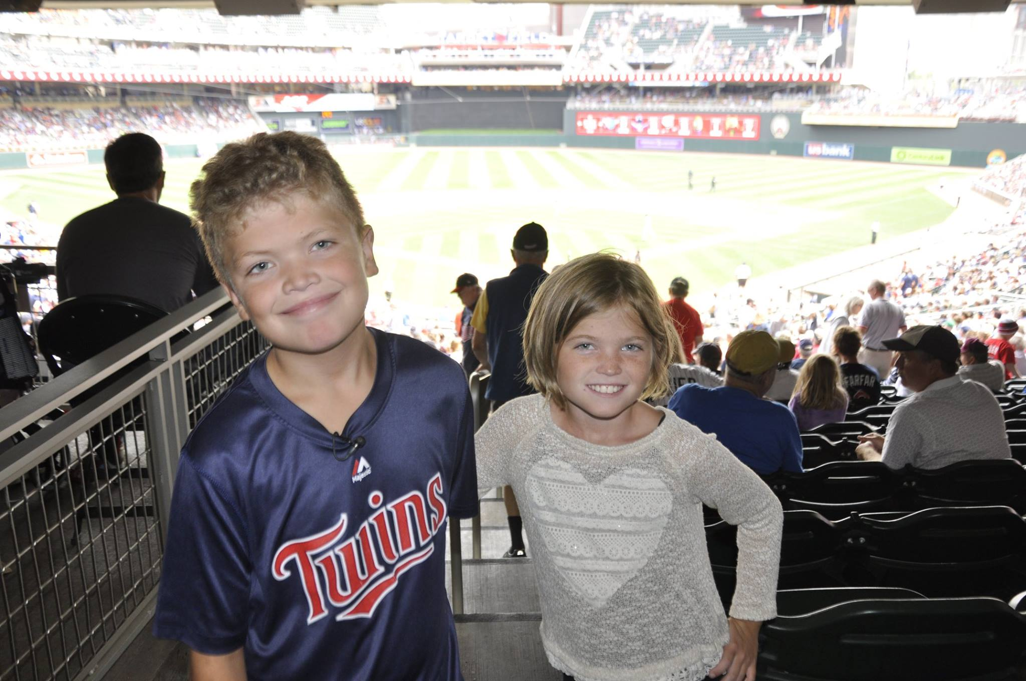 Survivor at Every Ball Park: Minnesota Twins