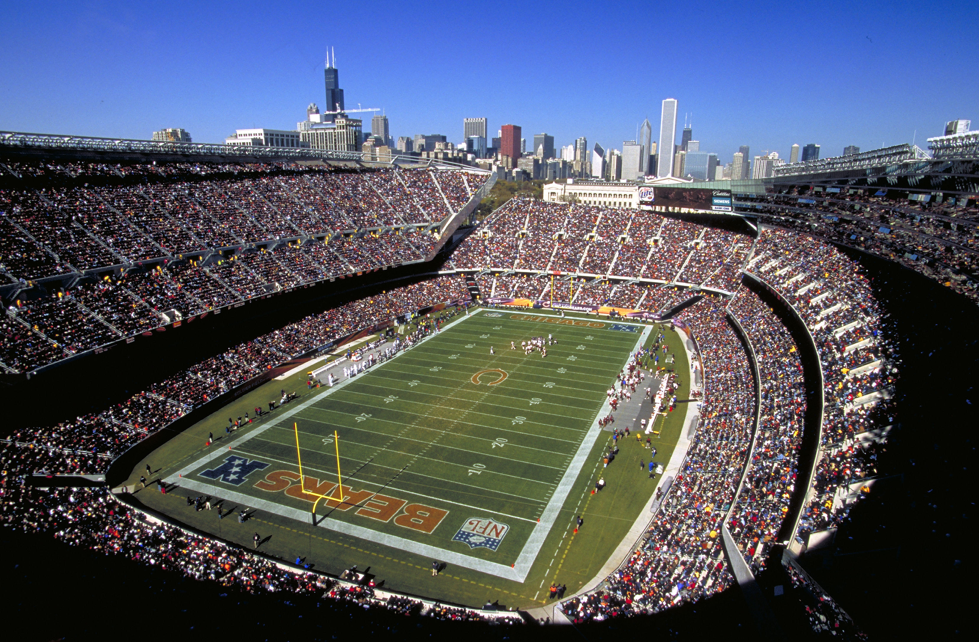 Survivor at Every Stadium: Chicago Bears