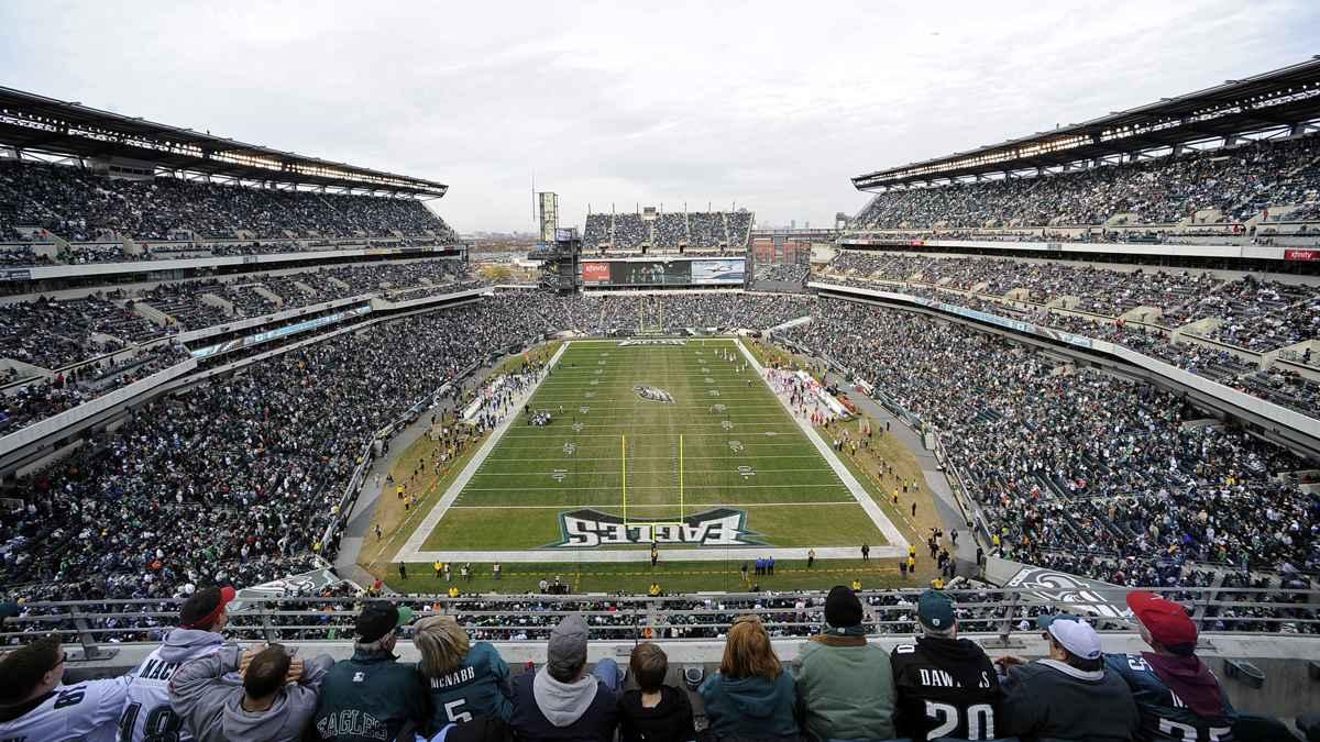 Survivor at Every Stadium: Philadelphia Eagles