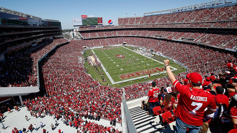 Survivor at Every Stadium: San Francisco 49ers