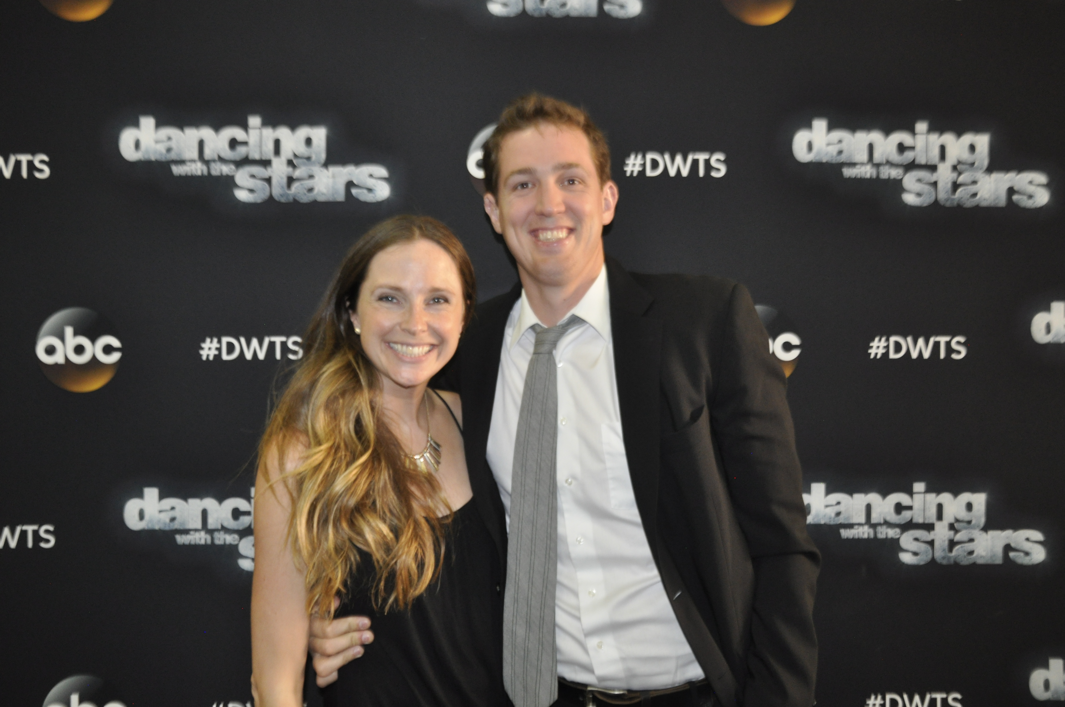 Dancing with the Stars - Emily & Miles Taylor