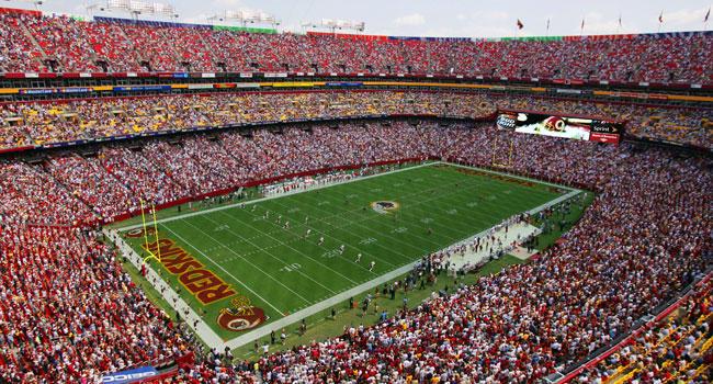 Survivor at Every Stadium: Washington Redskins #CrucialCatch