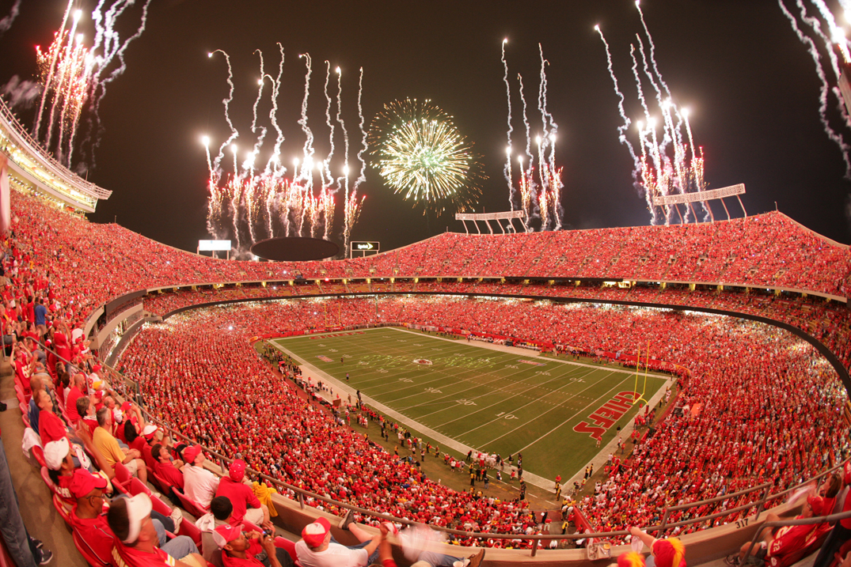 Survivor at Every Stadium: Kansas City Chiefs #MondayNightFootball