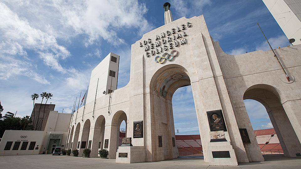 Survivor at Every Stadium: Los Angeles Rams