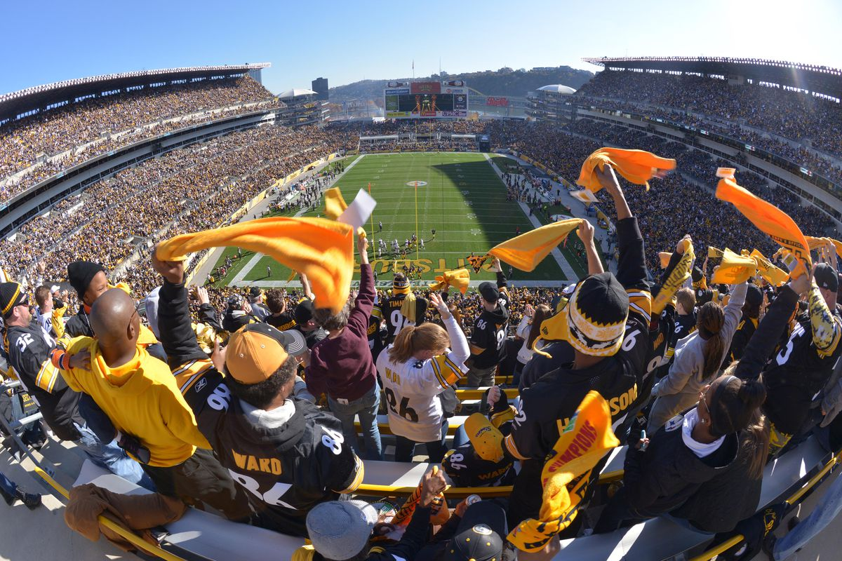 Survivor at Every Stadium: Pittsburgh Steelers