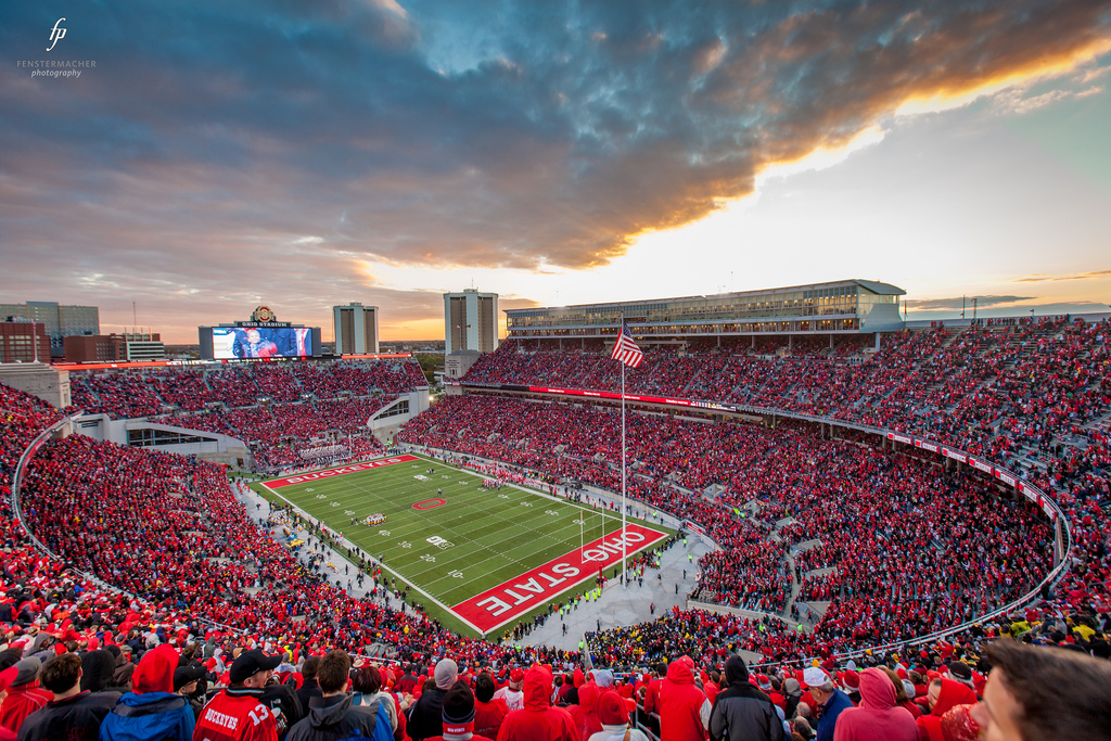 Survivor at Every College Stadium: The Ohio State Buckeyes