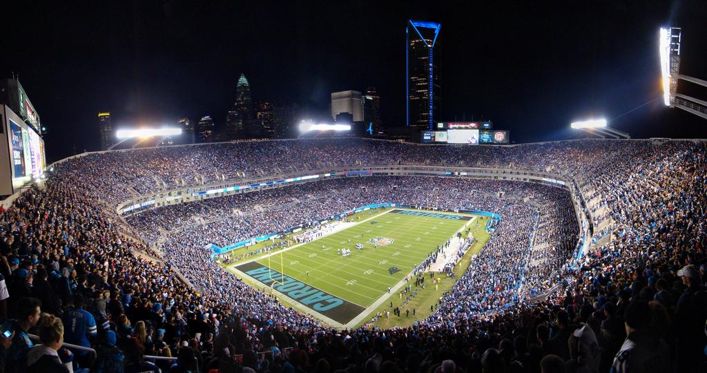 Survivor at Every Stadium: Carolina Panthers