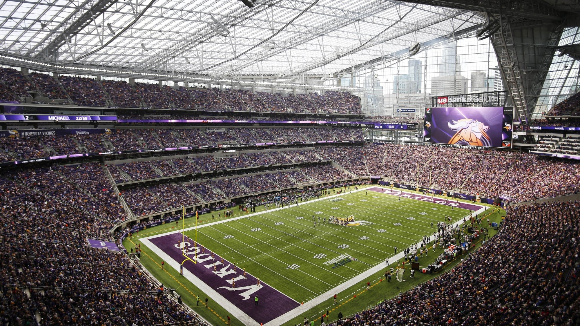Survivor at Every Stadium: Minnesota Vikings