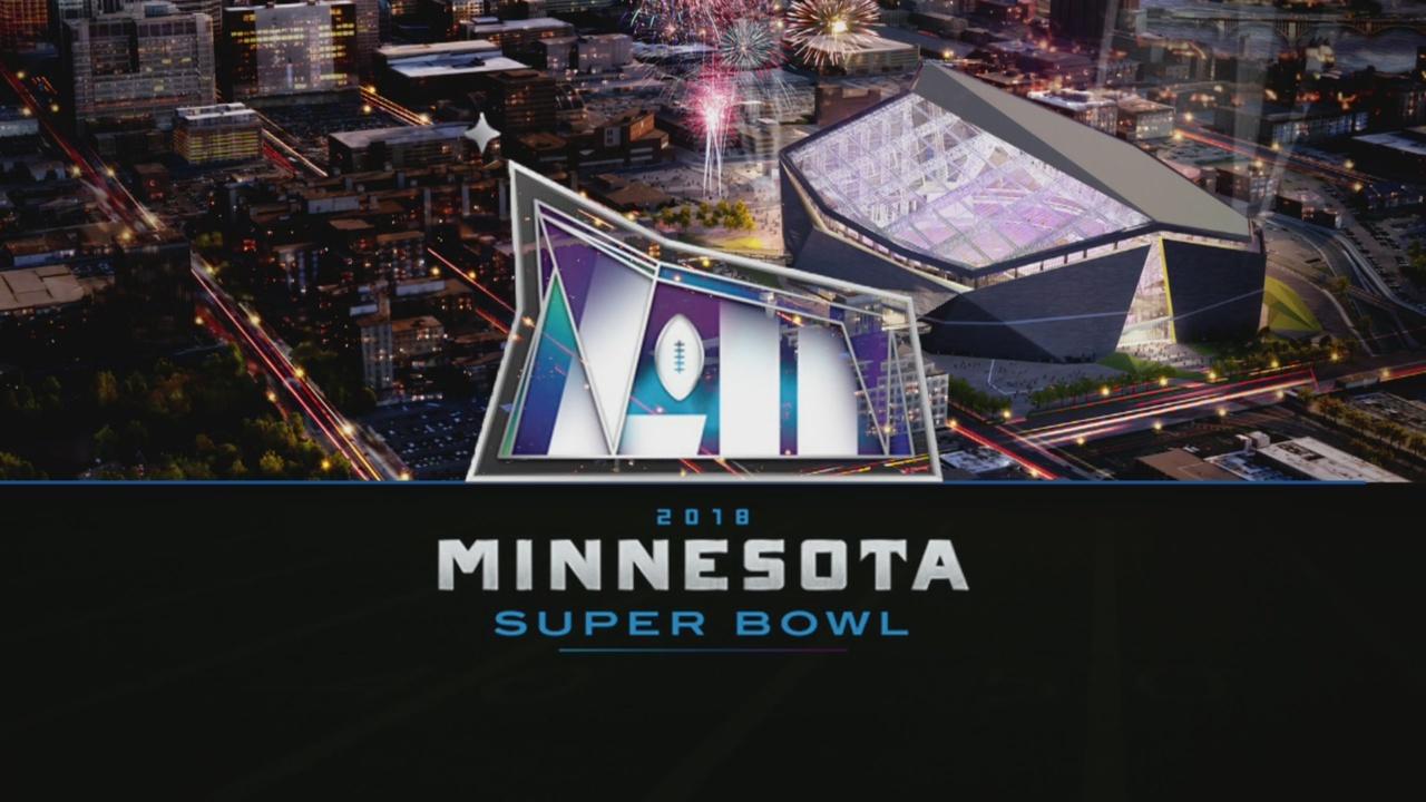 Linda Wortman Represented Team Draft at Super Bowl 52 in Minnesota!