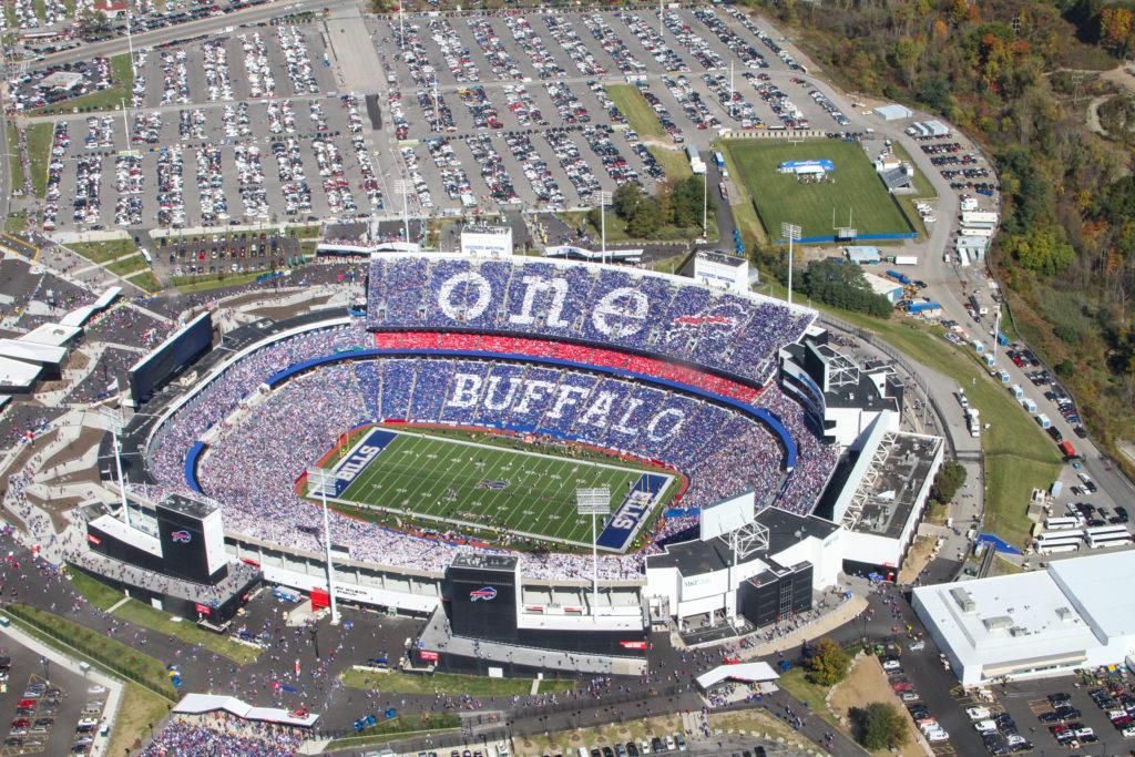 Survivor at Every Stadium: Buffalo Bills