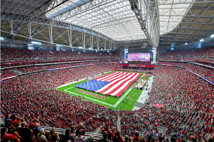 Survivor at Every Stadium: Arizona Cardinals