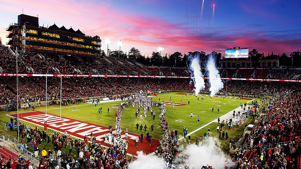 Survivor at Every College Stadium: Stanford Cardinal