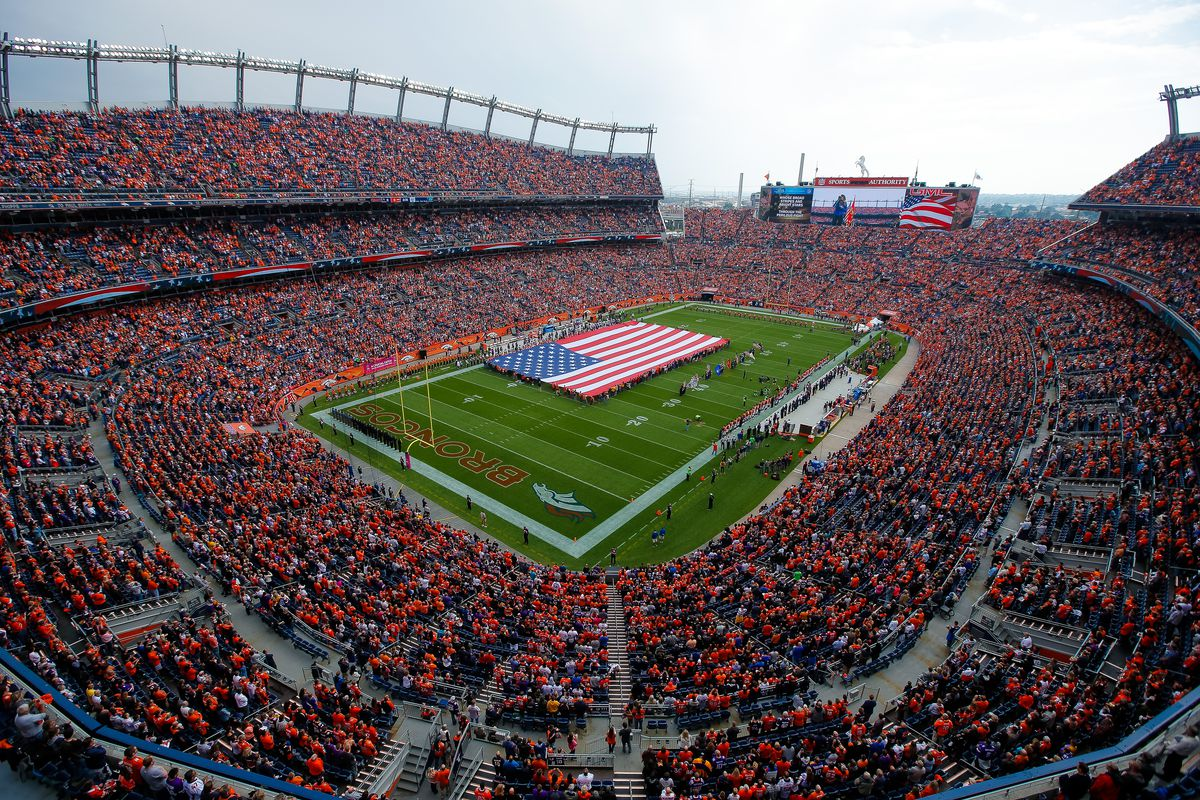 Survivor at Every Stadium: Denver Broncos