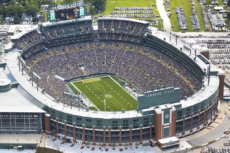 Survivor at Every Stadium: Green Bay Packers