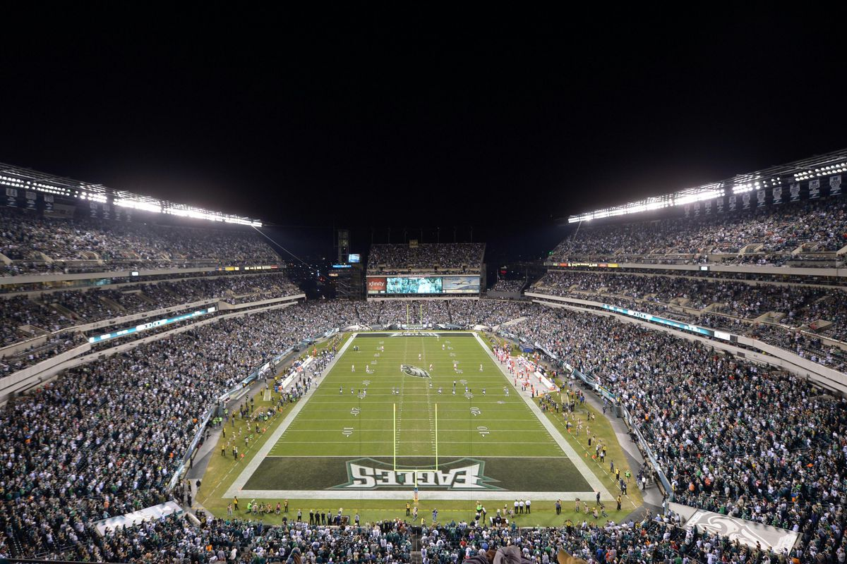 Survivor at Every Stadium: Philadelphia Eagles #MondayNightFootball