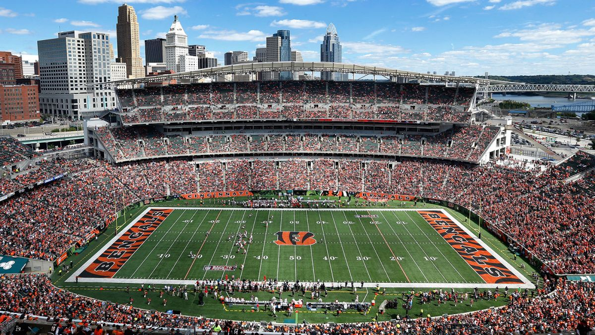 Survivor at Every Stadium: Cincinnati Bengals
