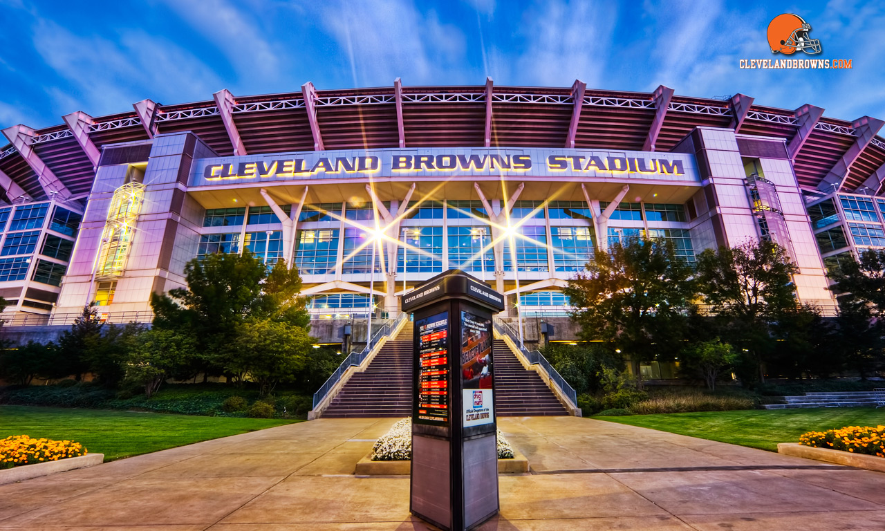 Survivor at Every Stadium: Cleveland Browns #DawgPound