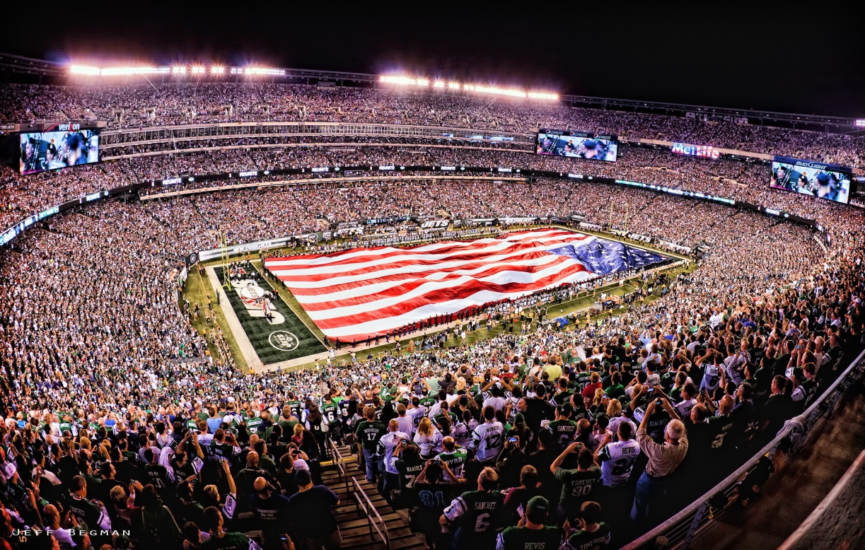 Survivor at Every Stadium: New York Jets #SaturdayNightFootball